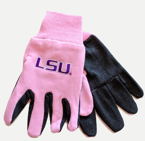NCAA Licensed Sports Utility Gloves (LSU Tigers) at Amazon.com
