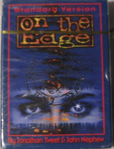 On The Edge Starter Deck (Standard Version) - 1