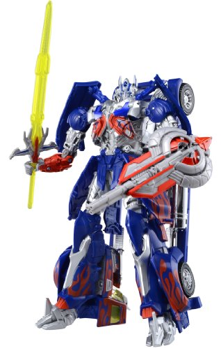 Transformers Movie Optimus Prime Ad01