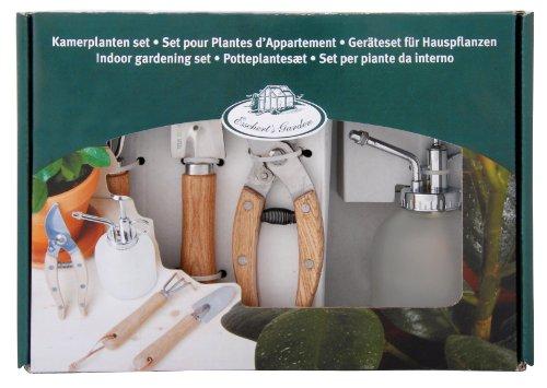 Esschert Design USA GT47 Indoor Gardening Set, 4-Piece