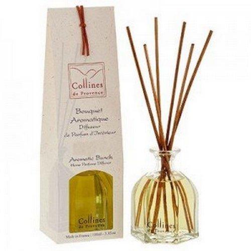 COLLINES DE PROVENCE - 2455BAVP - Bouquet aromatique 100ml VANILLE PAMPLEMOUSSE