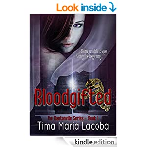 bloodgifted book cover