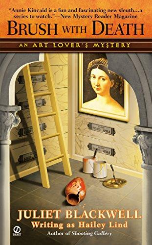brush-with-death-an-art-lovers-mystery-an-annie-kincaid-mystery-book-3