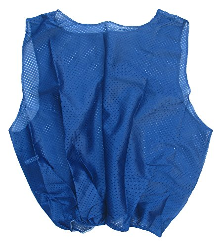 A&R Sports Scrimmage Vest, Senior, Navy