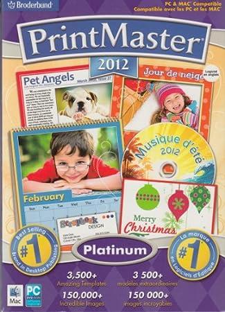 Print Master 2012 Platinum