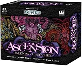 Ascension: Darkness Unleashed Card Game