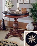 Butler Home Decor Accent Hall Table Finish Type - Light Heritage