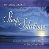 Sleep Solutions (The Calming Collection) ~ Roberta Shapiro