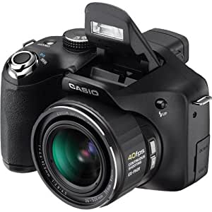 Casio Exilim EX-FH20 9.1 MP Digital Camera with 20x Optical Zoom and 3-Inch LCD (Black)