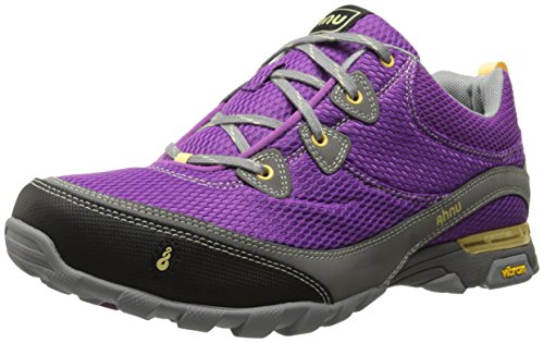 Ahnu Women's Sugarpine Air Mesh Fashion Sneaker, Dahlia, 6.5 M US