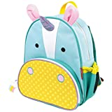 Skip Hop Zoo Little Kid Backpack, Unicorn