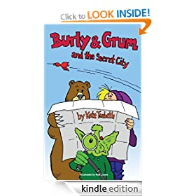 Burly &amp; Grum and the Secret City (A Burly and Grum Tale)