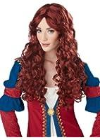 California Costumes Women's Renaissance Wig