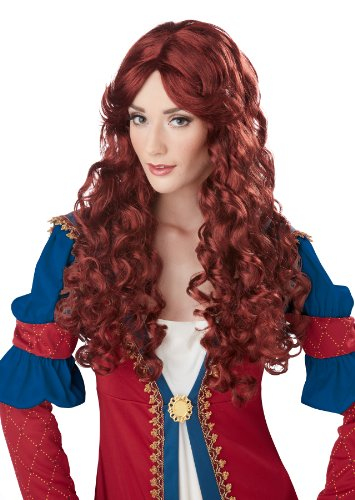 California Costumes Women's Renaissance Wig