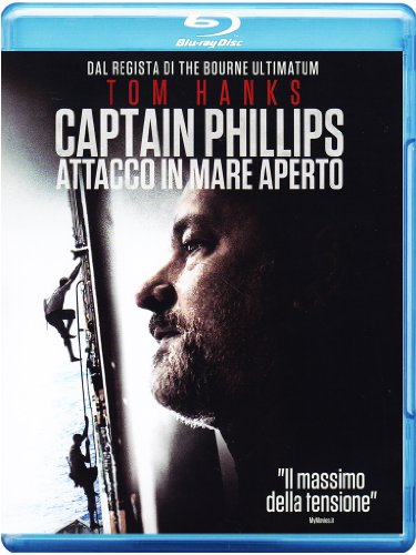 Captain Phillips - Attacco in mare aperto [Blu-ray] [IT Import]