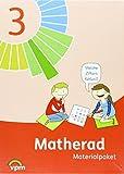 Matherad / Materialpaket mit CD-ROM 3. Schuljahr