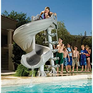 In The Swim, Pool Product Online, Pool Slide Special Offers