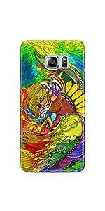 Casenation Pristine Samsung Galaxy S6 Edge Plus Glossy Case