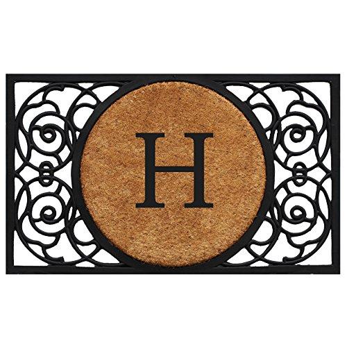 Home & More 180031830H Armada Circle Doormat, 18