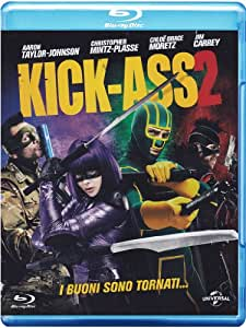 kick ass 2 (blu-ray) blu_ray Italian Import