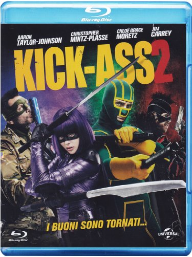 Kick-ass 2 [Blu-ray] [IT Import]