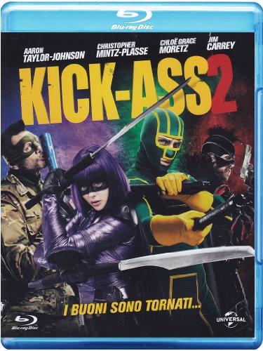 Kick-ass 2 [Blu-ray] [IT Import]