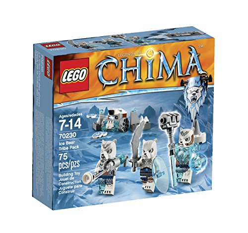 LEGO Chima Ice Bear Tribe Pack - 1