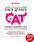 Face To Face CAT Common Admission Test Previous 24 years (1993-2016) price comparison at Flipkart, Amazon, Crossword, Uread, Bookadda, Landmark, Homeshop18