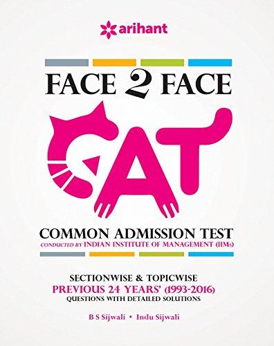 face 2 face cat arihant pdf free