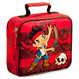 Authentic Disney Exclusive Jake and the Neverland Pirates Lunchbox Lunch Tote