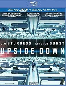 Upside Down [Blu-ray 3D + Blu-ray on one disc] from Millennium