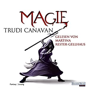 Magie (Die Gilde der schwarzen Magier 4) Hörbuch