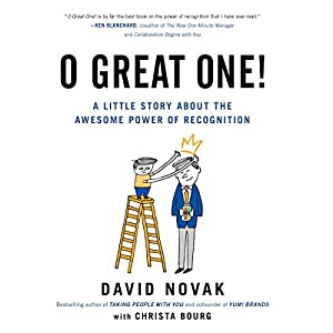 O Great One! Audiobook