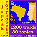 I Speak Portuguese (with Mozart) - Basic Volume (       UNABRIDGED) by Dr. I'nov Narrated by 01mobi.com
