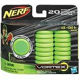 NERF Vortex Ammo Refills 20 Pk