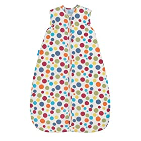 Grobag Bubbles Travel Baby Sleeping Bag 1.0 Tog