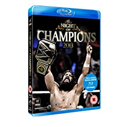 Wwe-Night of Champions 2013 [Blu-ray]