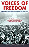 img - for Voices of Freedom: An Oral History of the Civil Rights Movement from the 1950s Through the 1980s   [VOICES OF FREEDOM] [Paperback] book / textbook / text book