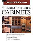 Building Kitchen Cabinets