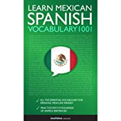 Learn Mexican Spanish - Word Power 1001 | [Innovative Language Learning]