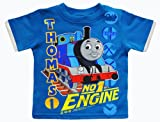Thomas the Train &quot;No 1 Engine&quot; Layered Sleeve Shirt - Toddler 2T, 3T, 4T, 5T
