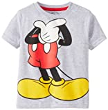 Disney Mickey Mouse Boys 2-7 Tee