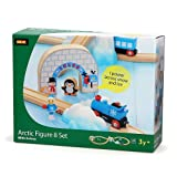 BRIO 33006 Wooden Railway Arctic Figure 8 Set