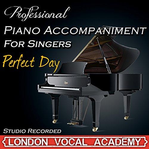 Perfect Day ('I Dreamed A Dream & Susan Boyle' Piano Accompaniment) [Professional Karaoke Backing Track]