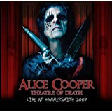 Theatre of Death: Live at Hammersmith 2009 (+ DVD)par Alice Cooper