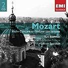 Mozart: Violin concerto Nos. 1-5, etc