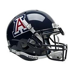NCAA Arizona Wildcats Authentic XP Football Helmet by Schutt