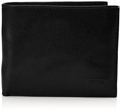 Levi's - Inlayd, portafoglio da uomo, nero(black (59)), taglia unica