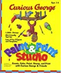 Curious George: Paint & Print Studio