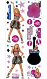 Imperial 31720559 Disney Hannah Montana Self-Stick Instant Decor Kit